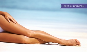 Luxury Lashes: One or Two Airbrush Spray Tans at Luxury Lashes (Up to 56% Off)