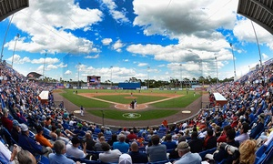 St. Lucie Mets: Tickets to a St. Lucie Mets Game at Tradition Field, with Options for Game-Day Package or Luxury Suite (Up to 61% Off)