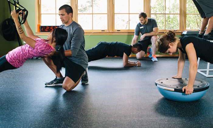 Kinetic 6 - Fremont: One or Two Months of Unlimited Cross-Training Classes at Kinetic 6 (Up to 75% Off)