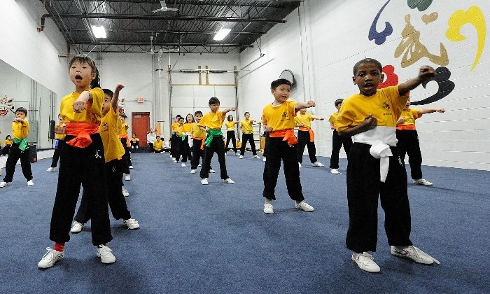 Professional Martial Arts Academy - Oakbrook Commerce Center: Five Days of Sports Camp at Professional Martial Arts Academy (45% Off)