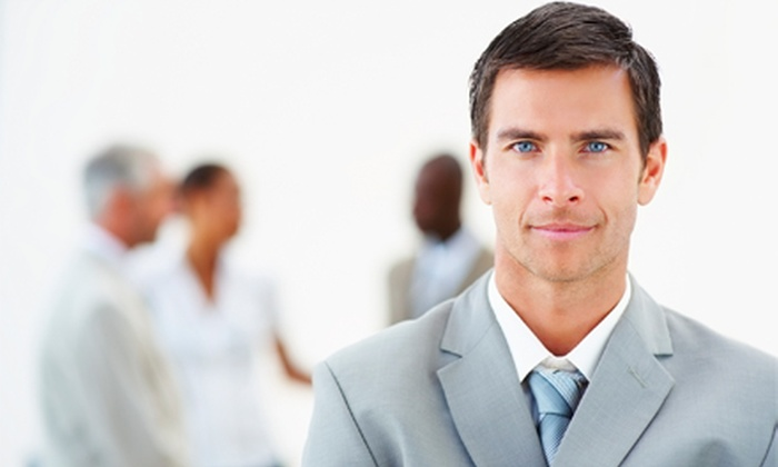 THI Consulting - Las Vegas: One or Three Career-Coaching Sessions, Résumé Creation, or Wardrobe Assistance from THI Consulting (Up to 56% Off)