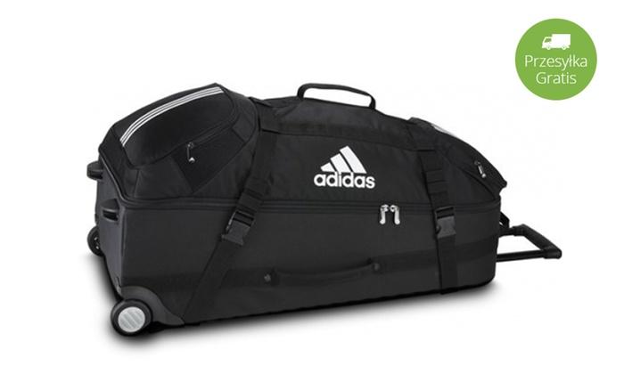 e4e41cf44c160 Sportowa torba Adidas na kółkach