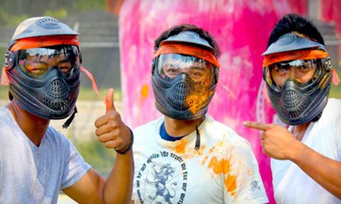 Orlando Paintball - Orlando Paintball: $15 Toward Paintball Rentals and Play