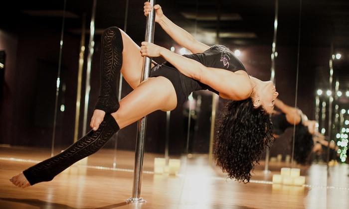 Venus Pole Fitness - Salida: $28 for Three Introductory Pole-Fitness Classes at Venus Pole Fitness ($84 Value)