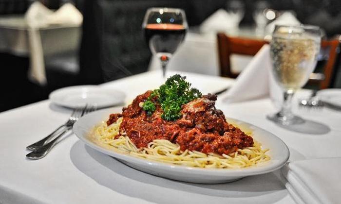 Rubino's Ristorante - Rocklin: $18 for $30 Worth of Italian Cuisine at Rubino's Ristorante