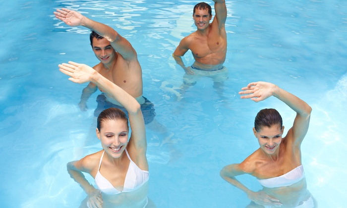 Freestyle Fitness - Freestyle Fitness and Nutrition LLC: $32 for Five Aqua Fitness Classes at Freestyle Fitness ($65 Value)