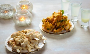 Pure Punjabi Ltd: Indian Cuisine Cookery Class for One or Two at Pure Punjabi