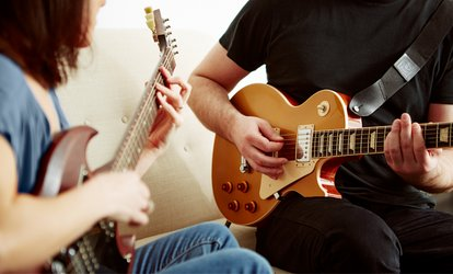 50% Off Private Music Lessons