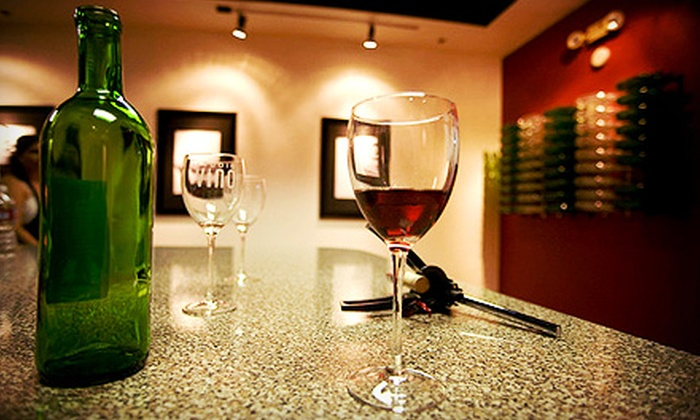 Studio Vino - Tempe: $35.99 for Wine Tasting for Two with Wine Flights and Two Take-Home Bottles at Studio Vino ($72 Value)