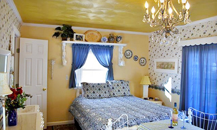 Clipper House Inn - Kemah: Two-Night Stay for Two with a Romance Package at the Clipper House Inn (Up to 53% Off). Four Options Available.