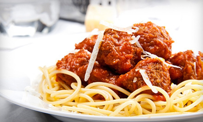 Napoli's Italian Restaurant - Tulsa: Italian Meal for Two or Four with Entrees and Soft Drinks at Napoli's Italian Restaurant (53% Off)