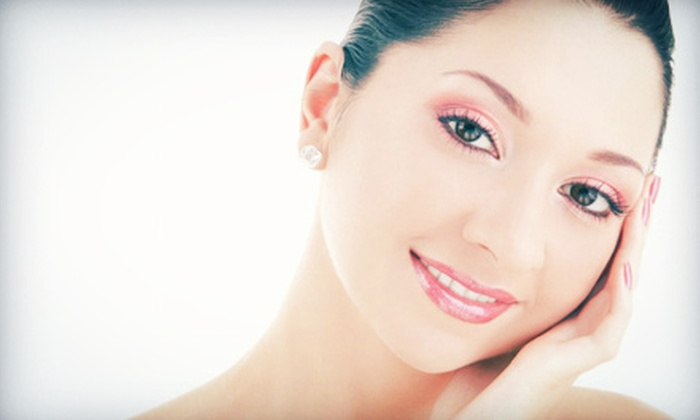 Faces By Suwuan - Clear Lake: One-Hour Deep-Cleansing Facial with Optional Airbrush Makeover at Faces By Suwuan (Up to Half Off)