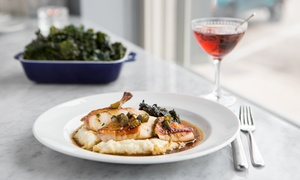 Vistro: Four-Course Contemporary American Dinner for Two or Four at Vistro (36% Off)
