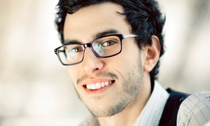 Rich Vision: $46 for an Eye Exam and $200 Toward Complete Pair of Prescription Glasses at Rich Vision ($335 Value)