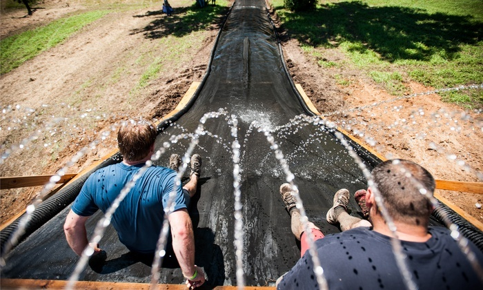 Rugged Maniac 5K Obstacle Race - Raceway Park: $50 for Afternoon Admission for One to 5K Obstacle Race on July 12 or 13 (Up to $100 Value)