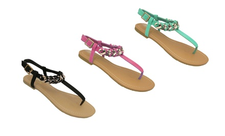 YOKI Sheila-05 Sandals from $9.99 | Brought to You by ideel