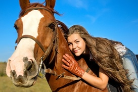 True Heart Equine Enrichment: $66 for $140 Worth of Horseback Riding — True Heart Equine Enrichment