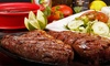 Latinos Restaurante - Courthouse Square: Latin Cuisine & Drinks for 2 or More or 4 or More at Latinos Restaurante (Up to 32% Off). 2 Options Available.