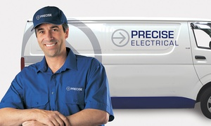 Precise Electrical Services: $19 for $50, $24 for $75 or $29 for $100 of Electrical Services with Precise Electrical Services