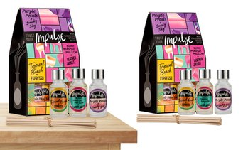 Impulse Reed Diffuser Gift Set