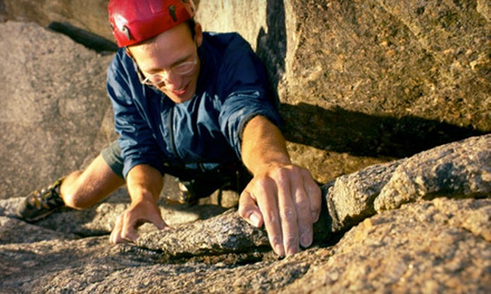 Derby City Climbing - Campton: $124 for an Overnight Rock-Climbing Trip from Derby City Climbing ($300 Value). Seven Dates Available.