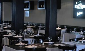 El Estanciero: Desde $349 por almuerzo o cena de 3 tiempos + bebidas para dos o cuatro en El Estanciero