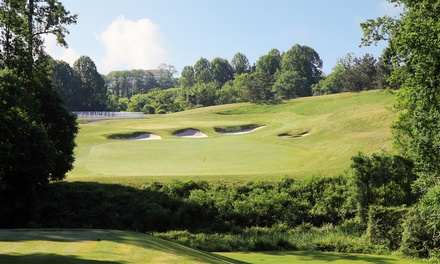 18-Hole Round of Golf for Two or Four with Cart Rental at Inniscrone Golf Club (Up to 40% Off)