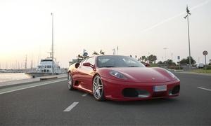 Ruta 500 Experience: Experiencia de conducción de Ferrari F430 F1 con ruta de 7, 20 o 35 km para una o dos personas desde 39 €