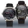 Bernoulli Mercurius Men's 3-Time-Zone Watch