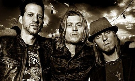 Puddle of Mudd at Mojoes of Joliet on May 8 at 6:30 p.m. (Up to 49% Off)
