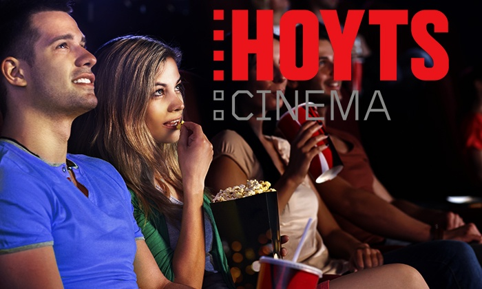 Free Hoyts Movie Ticket When Purchasing 12 Groupon Credit Valid At 10 Cinemas Nationwide