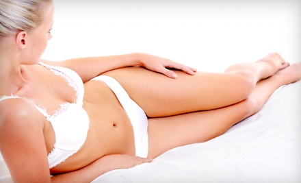 6 Laser Hair-Removal Treatments on a Small Area (a $414 value) - Above & Beyond Medi, Wellness & Beauty Spa in Cornwall