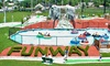 Family Funway - South Norwood: $22 for Two Three-Ride Ticket Bracelets at Family Funway ($37.90 Value)