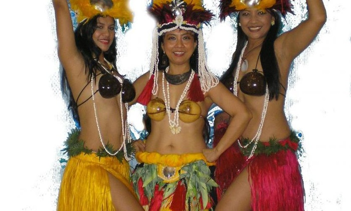 Halau Hula 'o Anelalani - Angelie Bliss - Halau Hula 'O Anelalani - Angelie Bliss: Two Dance Classes from Halau Hula 'O Anelalani (65% Off)