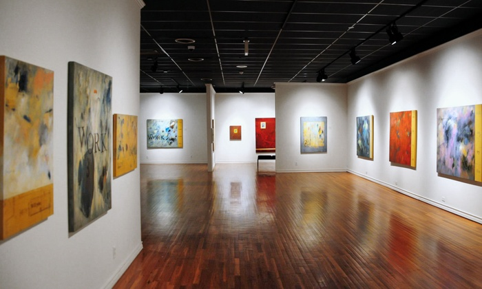 Longview Museum of Fine Arts - Longview: Admission for Four or Six or One General Membership to Longview Museum of Fine Arts (Up to 53% Off)
