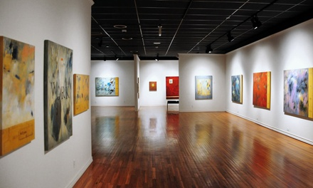 Admission for Four or Six or One General Membership to Longview Museum of Fine Arts (Up to 53% Off)