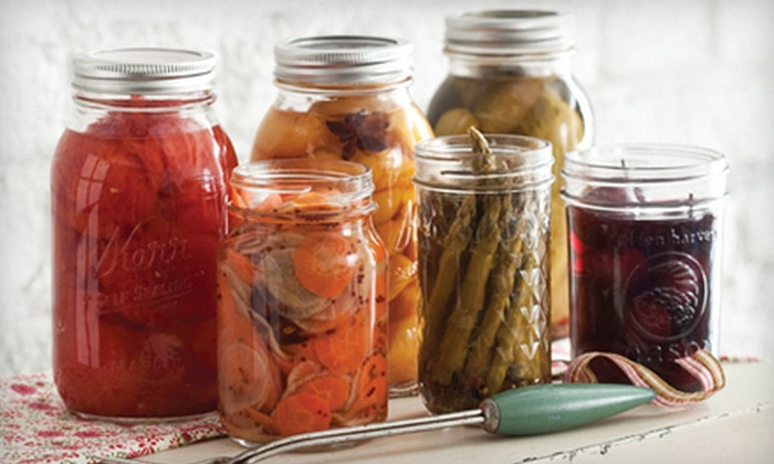 Save On Meats - Save on Meats: $85 for a Three-Hour Sausage-and Bacon-Making or Canning-and-Pickling Class at Save On Meats ($175 Value)