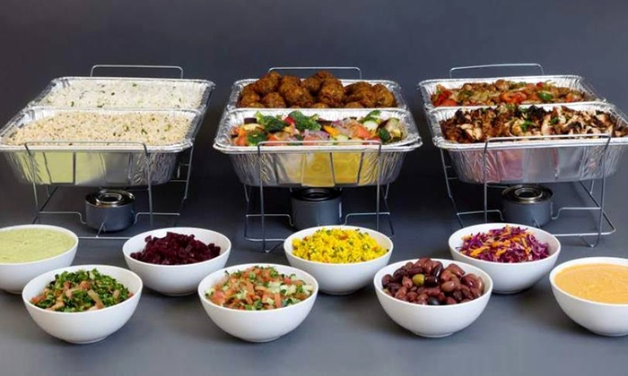 Mezeh - Mezeh: $149 for $200 Towards Mediterranean Cuisine Catering from Mezeh