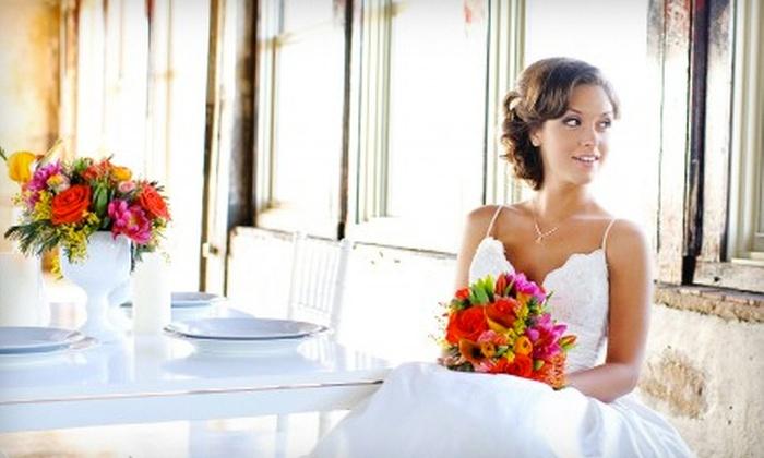 Good Earth Floral Design Studio - Crown Center: $149 for a Wedding Floral Package at Good Earth Floral Design Studio ($400 Value)
