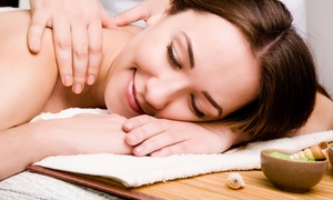 Beaute in Paris: Microdermabrasion and Massage: One ($49), Two ($95) or Three Visits ($129) at Beauté in Paris (Up to $555 Value)