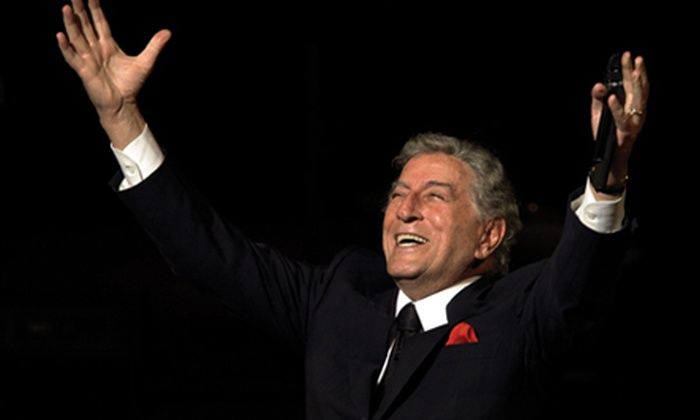 Tony Bennett - Downtown: Tony Bennett Concert at Winspear Centre on Saturday, August 25, at 7:30 p.m. (Up to 51% Off). Two Options Available.