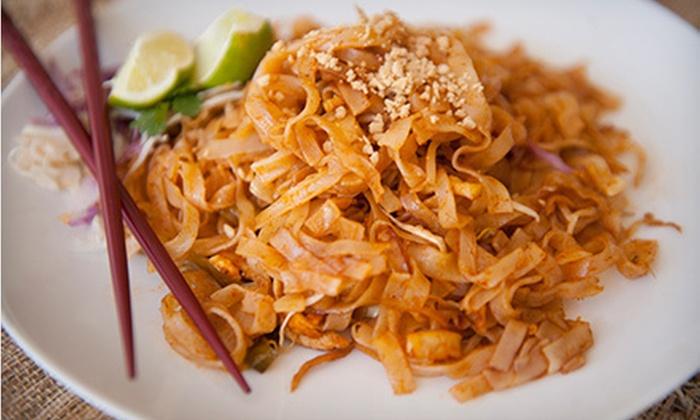 Bangkok Cuisine Express - Ann Arbor: $10 for $20 Worth of Thai Food at Bangkok Cuisine Express