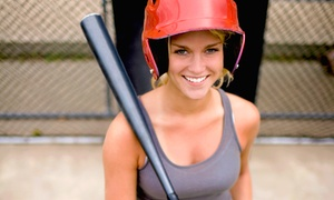 Raiders Edge: One, Two, or Three Hours of Batting-Cage Time at Raider's Edge (Up to 54% Off)