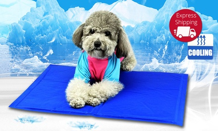 for a Cooling Pet Mat Don't Pay up to $109