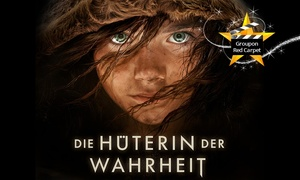 """Groupon: Mit Groupon eines von 5 exklusiven Familien-Movie-Paketen zum Kinostart von """"Die Hüterin der Wahrheit"""" gewinnen!"""