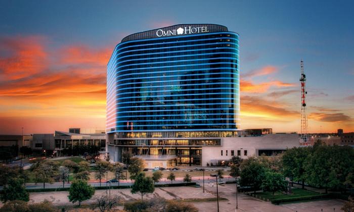 4.5-Star Omni Hotel in Downtown Dallas