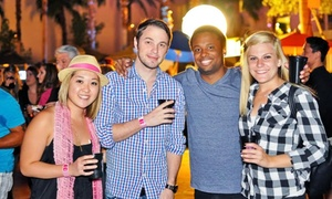 Las Vegas Beer & Music Festival: One or Two VIP Tickets to Las Vegas Beer and Music Fest from Rock Star Beer on October 17 (Up to 50% Off)