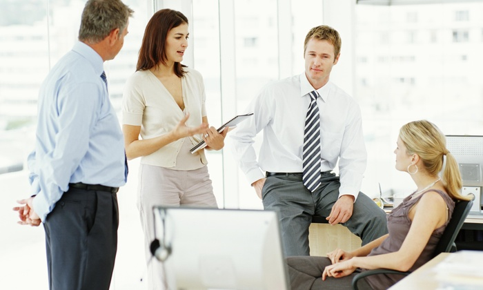 Think, Feel And Grow Rich - Dallas: Business Consulting Services With Dr. Hank Seitz (50% Off)