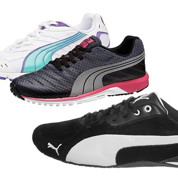 From $49 for Men's or Women's Puma Trainers in Range of Styles and Sizes