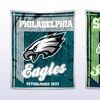 """50""""x60"""" Ultra-Soft Sherpa Officially Licensed NFL Team Blankets"""